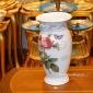 چینی لمونژ (طرح ملودی) گلدان فرشته بزرگ پایه کد me235