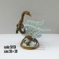 اردک چینی برنزی مينياتوری کد 51151
