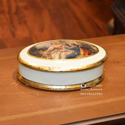شکلات خوری بيضي دربدار BC ایتالیا کد M463