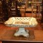 شیرینی خوری پایدار مربع دور توری BC ایتالیا کد M646