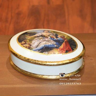 شکلات خوری بيضي دربدار BC ایتالیا کد M464