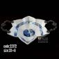 چینی نيمگود ستاره دومينو آبي کد 22172