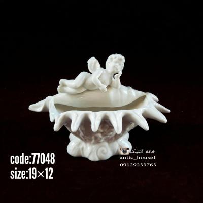 صدف چینی فرشته کد 77048