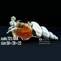 حلزون فرشته دار  BC ایتالیا کد 721/BAK